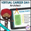Virtual Career Day - Architect - Google Slides & Seesaw