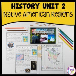 History Unit 2: Native American Regions