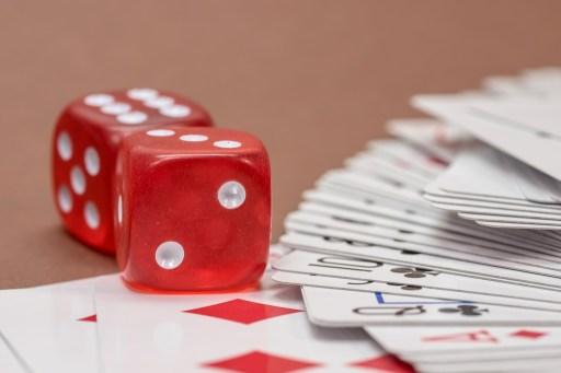 カードゲーム ダイス