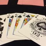 ポーカー ロイヤルストレートフラッシュ