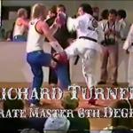 リチャード・ターナー 空手