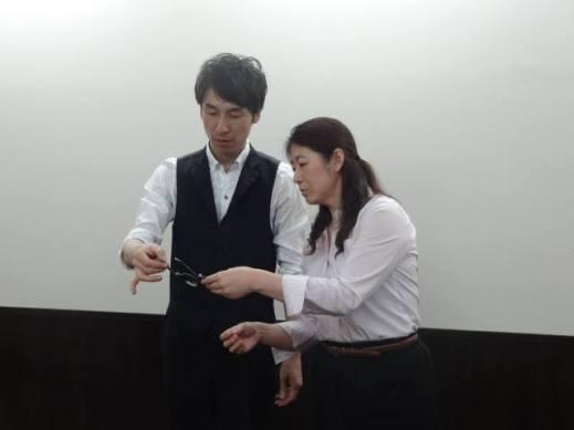 古田さんとマジシャンSaggy