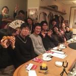 大阪MagicBARトライアンフ!でサギーナイト終了!