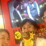梅田キディランドのマジックコーナー!