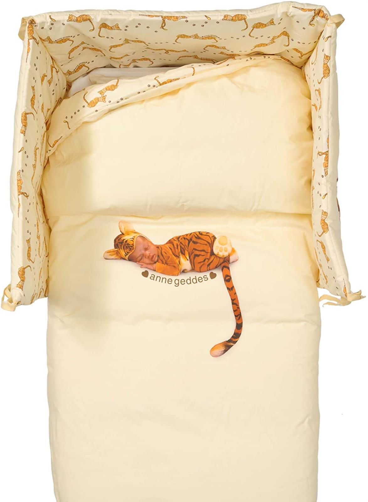 Materiale :100% cotone percalle 57 fili al cm2. Trapunta Sfilabile Tiger