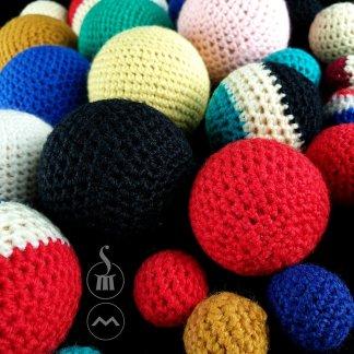 Morrissey Crochet Balls