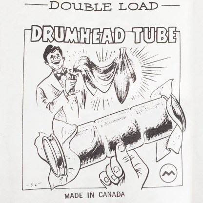 Morrissey Double Load Drumhead Tube