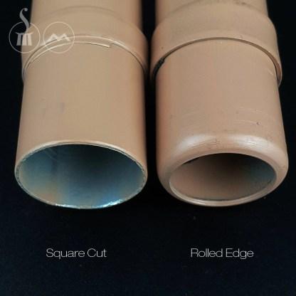 Morrissey Dye Tube - End Types