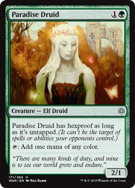 la bella elfa