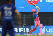IPL 2021, DC vs RR: Rajasthan, Delhi won by three wickets in thrilling match by Chris Maurice's quick innings after thrilling the match ended..