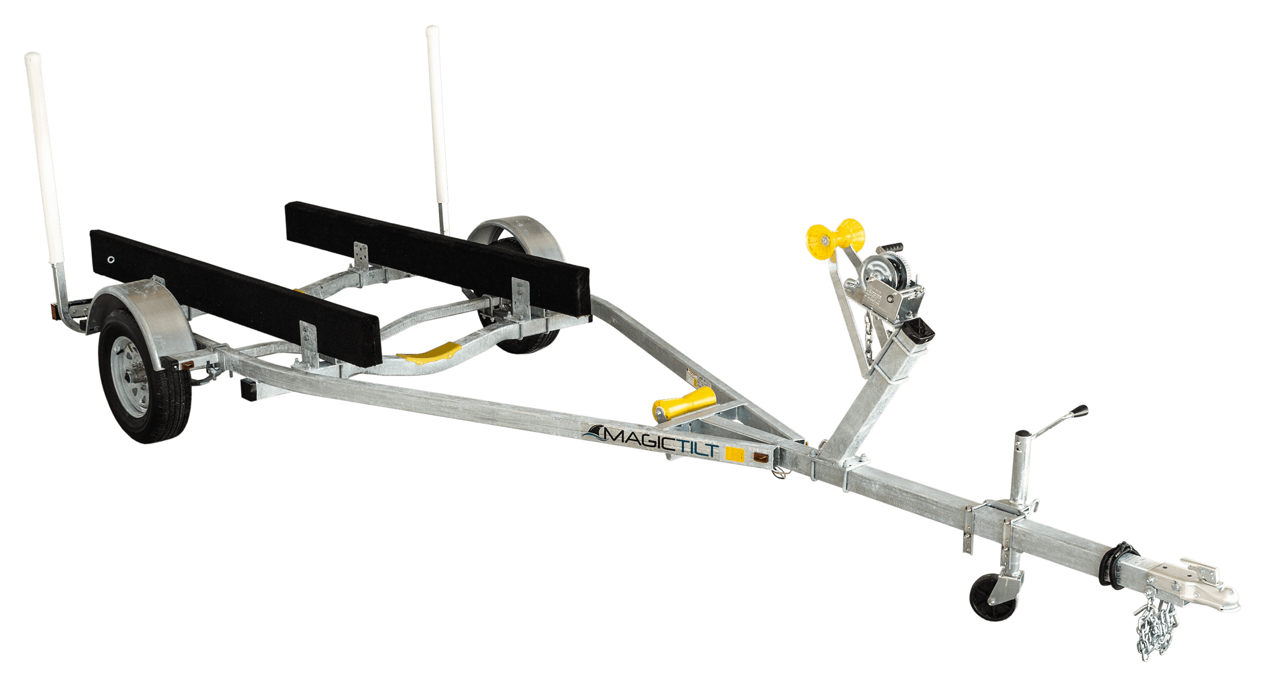 Sbv Series Single Axle Galvanized