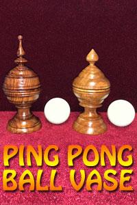 PING PONG BALL VASE