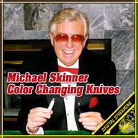 COLOR CHANGING KNIVES VIDEO
