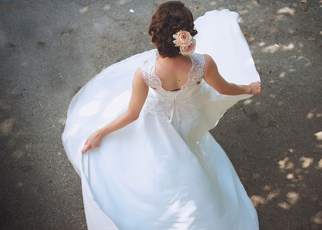 Wedding Gown Cleaning, Preservation, And Restoration