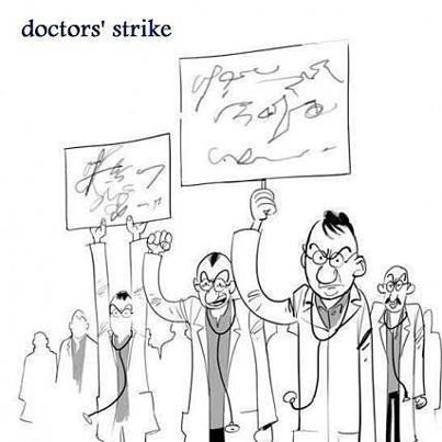 Aftermath of Doctors' strike