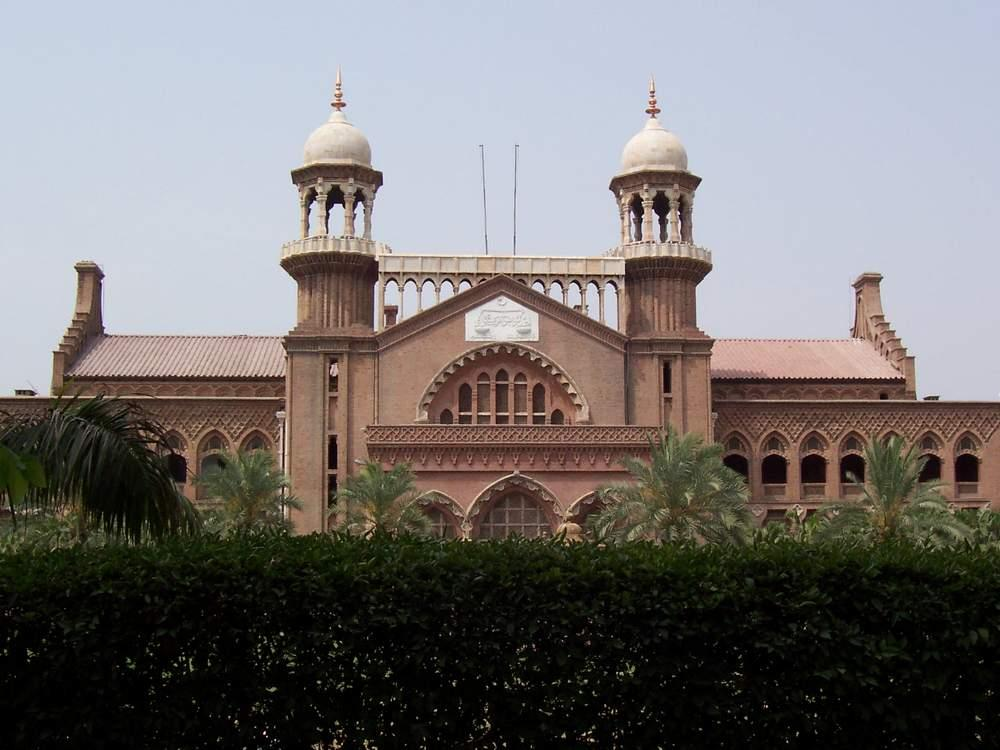 Inside the Lahore High Court (1)