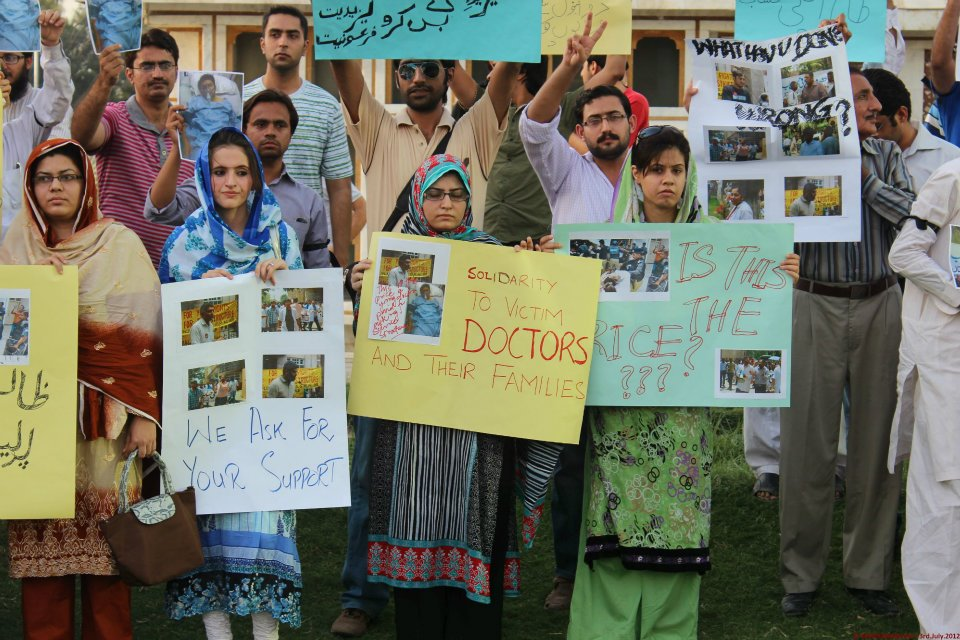 The Doctors' strike: Sifting the myth from the facts