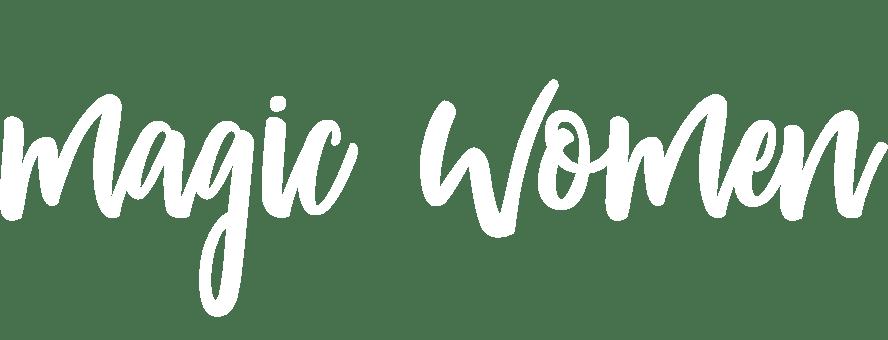 Magic Women script font