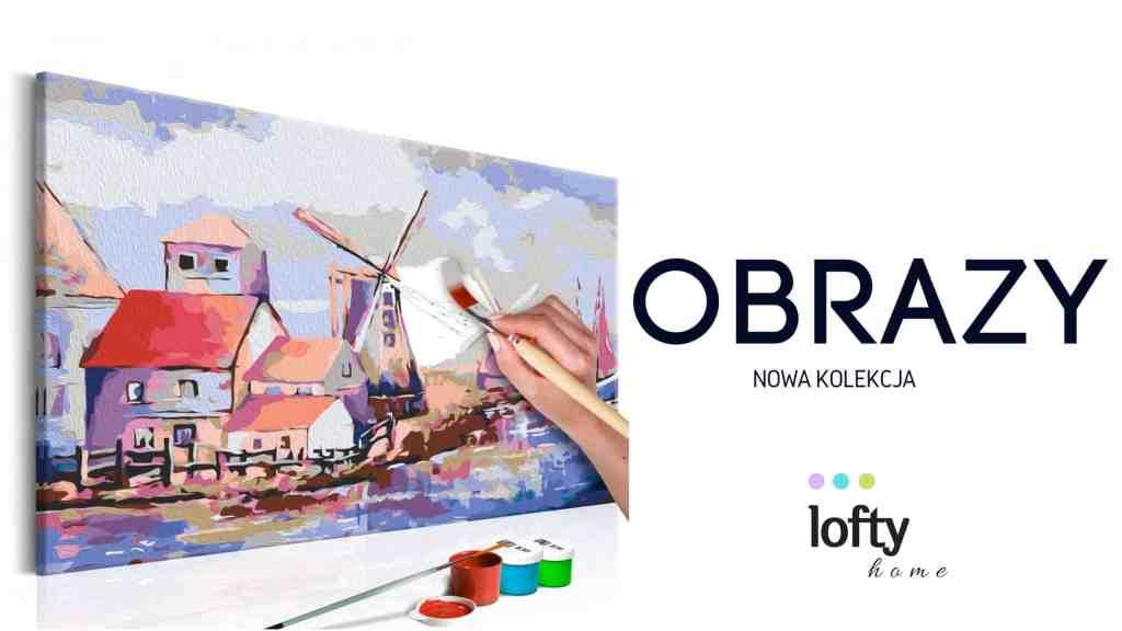 Obrazy Lofty Home - Reklama