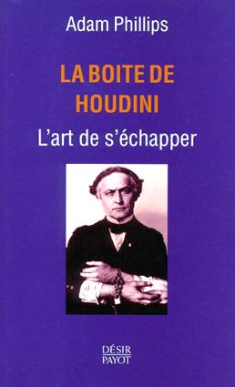 Livre : La Boite de Houdini. DR, photo R.Martens