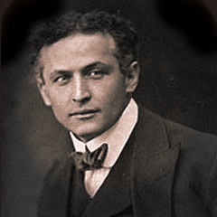 Harry Houdini (1847-1926)