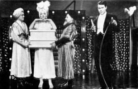 Orson Welles et Marlene Dietrich