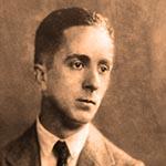 Portrait de Norman Rockwell