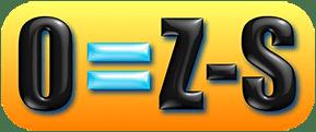 Mnémotechnie : 0 = Z et S. Création de Richard Martens ©2015