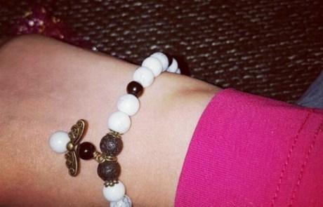 Armband mit Engel