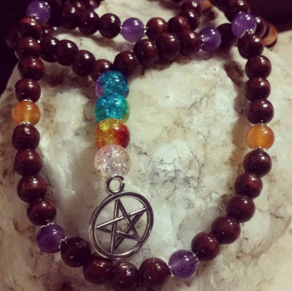 Pagan Prayer Beads - Jahresrad