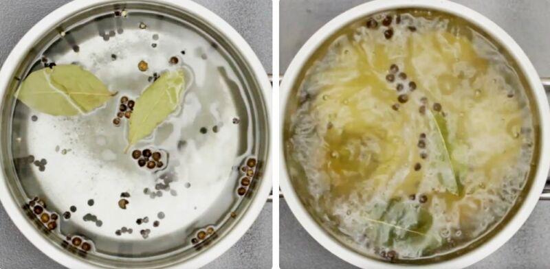 Фотода пісіру рецепті: ең дәмді оливье қалай пісіру керек, №11 қадам