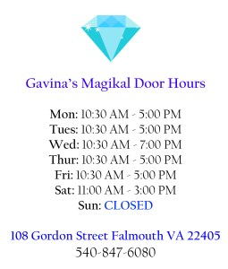 Gavinas Magikal Door Address and Information