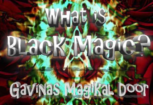 What is Black Magic? | Black Magic Information