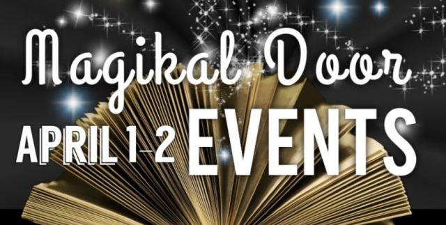 Gem Show Seminars, Classes and Events for April 1-2  Magikal Door Events on April 1-2 Energy Healing Gem Show Fredericksburg VA