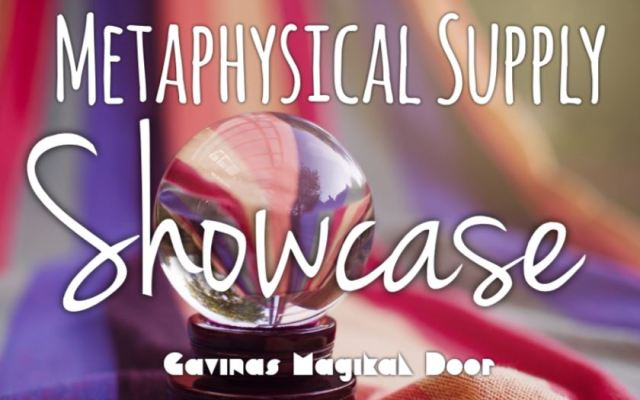 Metaphysical Supply Store Gavina's Magikal Door