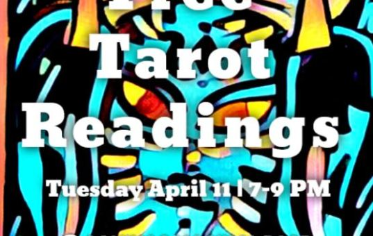 Magikal Door Tarot | Free Tarot Readings April 11 @ 7 PM