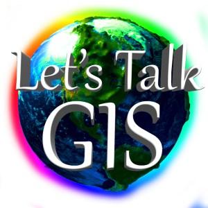 Let's Talk GIS Logo