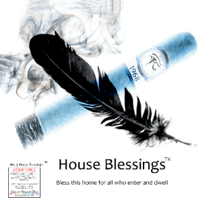 No. 9 House Blessings  Gavinas Magikal Door Spiritual Candles