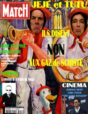 PARIS MATCH GAZ