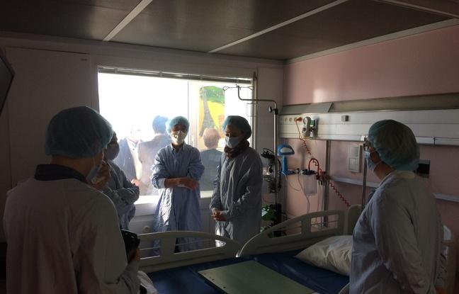 chambre sterile hopital enfants malades yves perel magikhopital