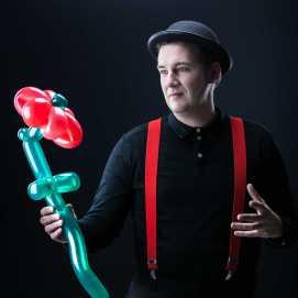 Fred martin magicien magik hopital19