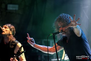 OVERKILL Live @t L'Usine Istres ( Istres, France ) 2017