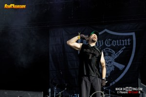 BODY COUNT Live @t Hellfest Open Air Festival (Clisson , France ) 2018