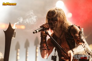 WATAIN Live @t Hellfest Open Air Festival (Clisson , France ) 2018