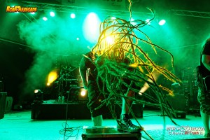 Decapitated Live @t Jas'Rod ( Pennes Mirabeau, France ) 2019
