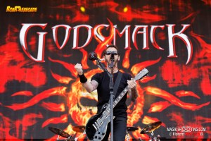GODSMACK @t HELLFEST (Clisson , France ) 2019