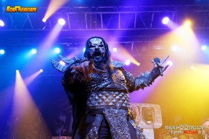 LORDI Live @t L'usine (Istres , France ) 2020