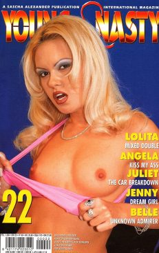 Vintage Magazine Cheeks