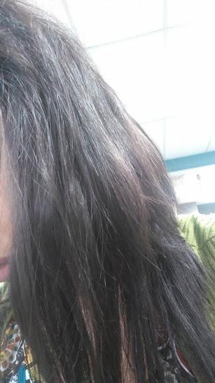 Before Piolang CP 1 Raspberry Hair Vinegar