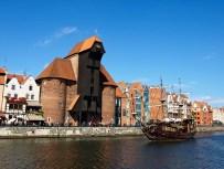 Gdańsk - old crane